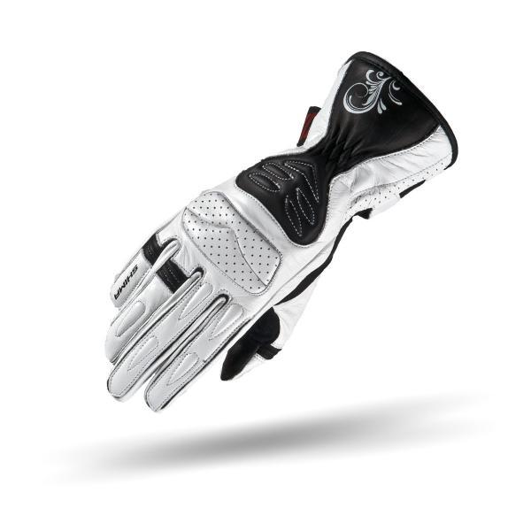 27a3c8b4aa9 Moto rukavice SHIMA CALDERA MFI+ bílé dámské
