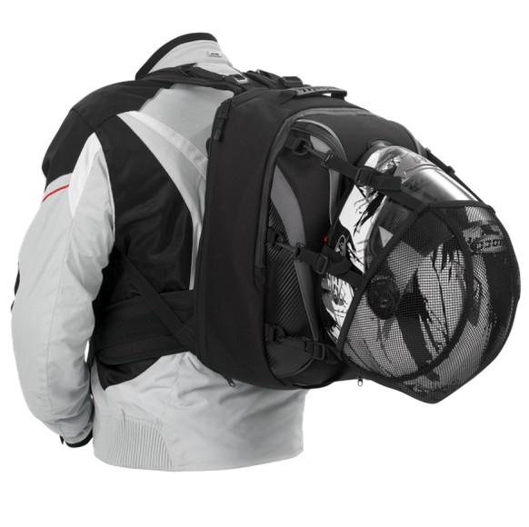 Moto batoh Büse černý - Brašny na motorku 29beebd091