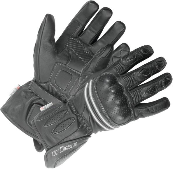 84b2b4b1ecc Moto rukavice Büse Pitlane (černé) pánské - Rukavice na motorku ...