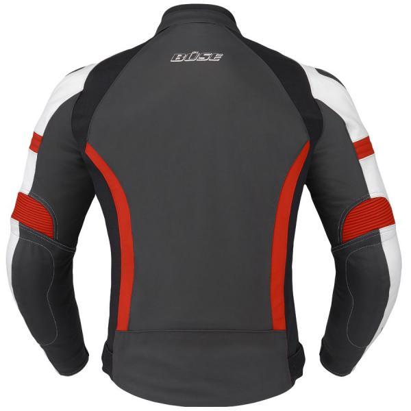 Moto bunda Büse Vermont (černá červená bílá) dámská - Moto oblečení ... a0d3aea4919