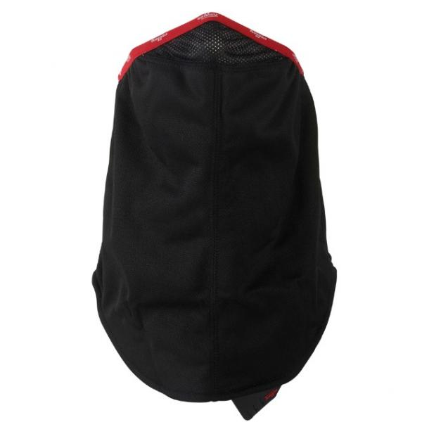 Moto větruodolný nákrčník Furygan F+P 2W (černá červená) - Moto ... 9c4ff0995d