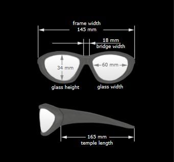 22b80fbe0ce Moto brýle King Kerosin KK190 Multifunkční - Moto brýle   Vhodné pro ...