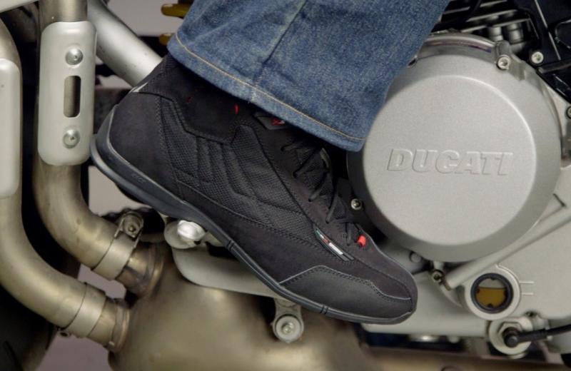 396cdd82d64 Moto boty TCX X-SQUARE PLUS černé - Boty na motorku