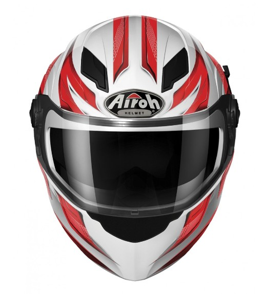 Moto přilba AIROH MOVEMENT S Strong (bílá červená) - Moto přilby ... 5b77599e27f