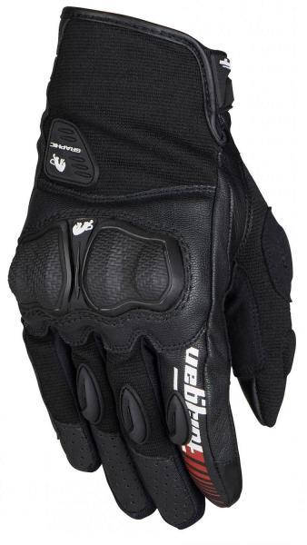 Moto rukavice SECA Xena dámské černé - Rukavice na motorku 9bbc08fae1