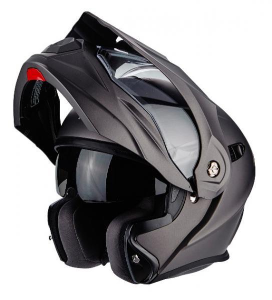 6ff773b7d29 Moto přilba SCORPION ADX-1 (antracitová matná) - Moto přilby