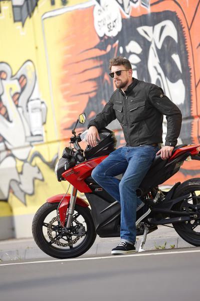c54bd4750d0 Moto kevlarové džíny Büse Detroit (modré) pánské - Moto oblečení ...