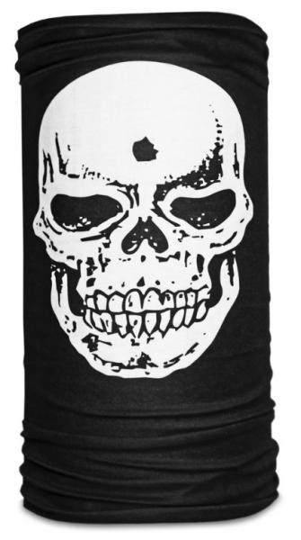 Helly multifunkční šátek Skull - Šátky a čepice   - MAXRPM.cz 3f2c380542