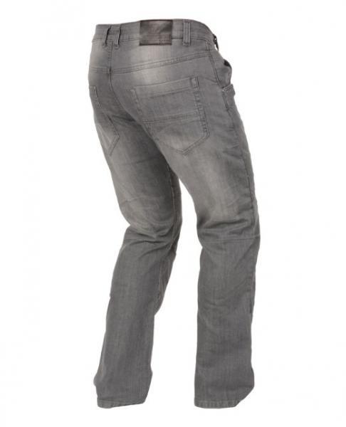 Moto kevlarové džíny Ayrton Modus (šedé) - Moto oblečení textilní ... 9e626d7e6a