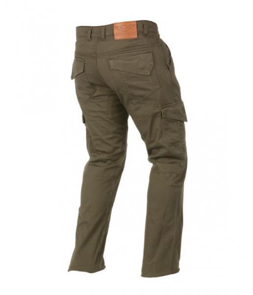 21c2903d066 Moto kevlarové džíny Ayrton Delta (olivové) - Moto oblečení textilní ...