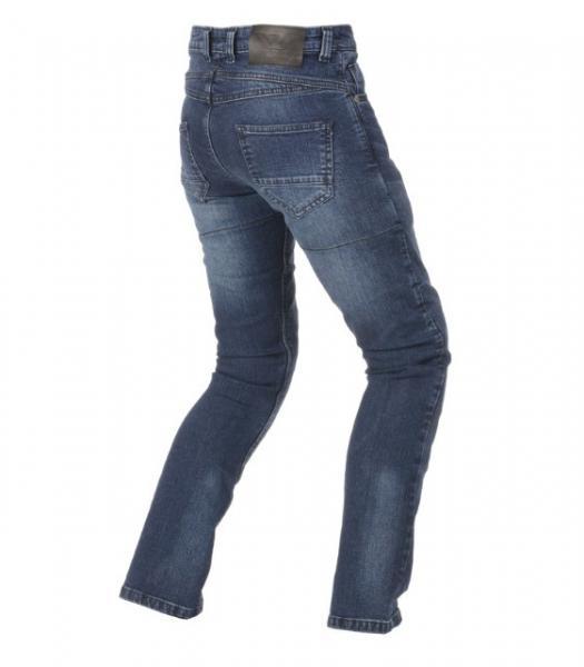 Moto kevlarové džíny Ayrton Modus (modré) dámské - Moto oblečení ... 333dbf7cba