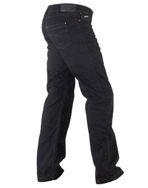 Moto kevlarové džíny Furygan 01 (černé) - Moto oblečení textilní ... 655c7514aa