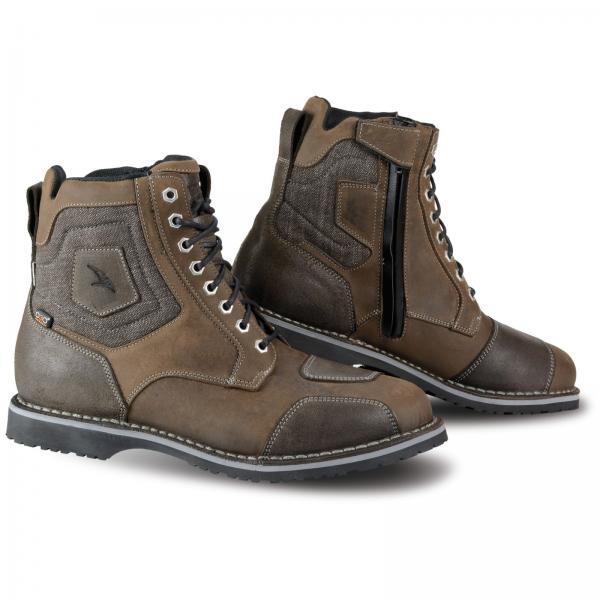 Moto urban boty FALCO Ranger (tmavě hnědé) voděodolné - Boty na ... c47f1992b94