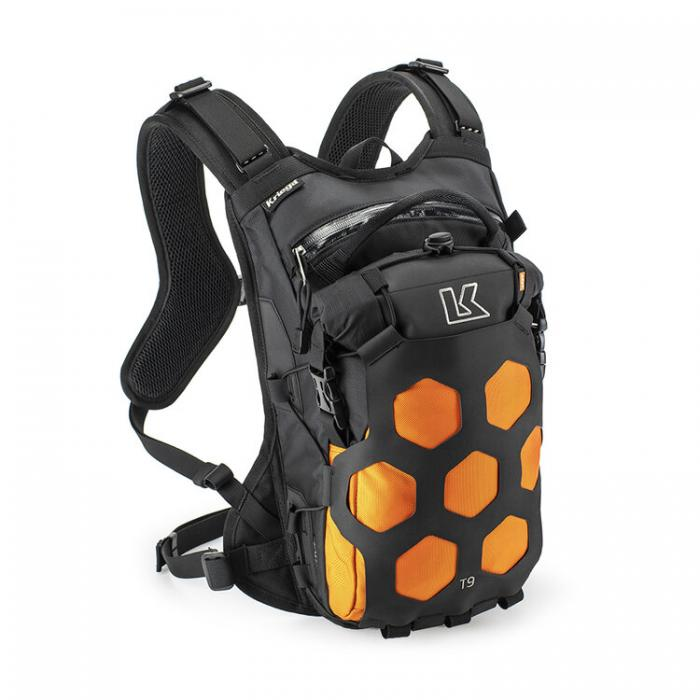 Batoh na motorku Kriega KRUT9 backpack Trail orange