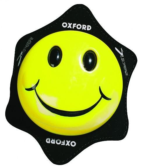 Slidery Oxford Smiley žlutý