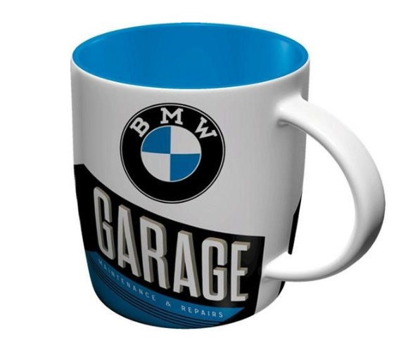 "Hrnek BMW ""Garage"""