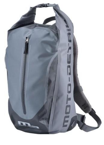 f5d40470e85 Moto batoh Moto Detail Drypack II voděodolný (šedý) 26 litrů