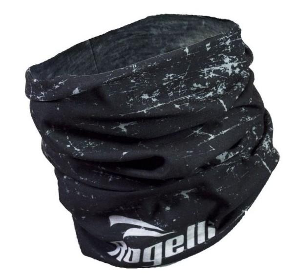 Rogelli SCARF multifunkční šátek Black (černý) c2d63ec838