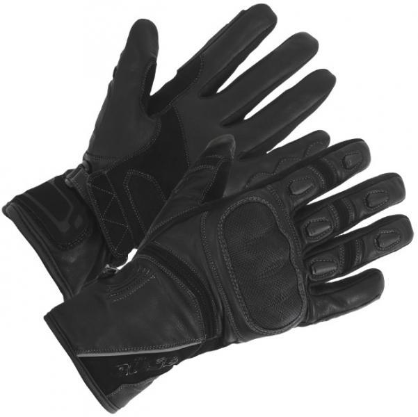 f18302c2ec1 Moto rukavice Büse Ascari voděodolné (černé) pánské