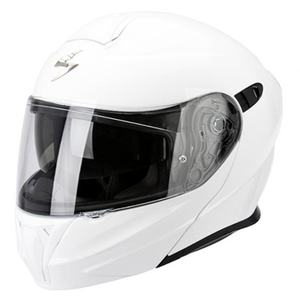 82ddd1f5e0b Moto přilba SCORPION EXO-920 bílá