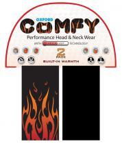Multifunkční šátek tunel Comfy Flame Thermolite 2ks d733c8d97c