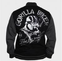 Mikina College Gorilla Biker Big Cigar GB17