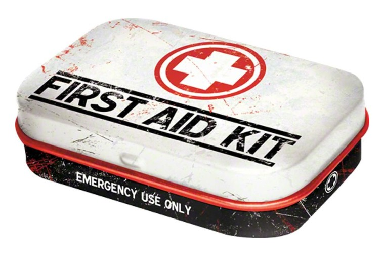 Krabička First AID Kit