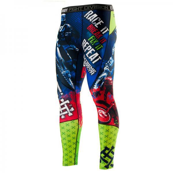 Extreme Hobby Off Road kompresní kalhoty dlouhé 887230f102