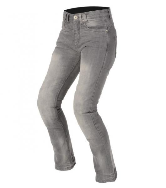e8ddc4731217 Moto kevlarové džíny Ayrton Modus (šedé) dámské