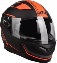 Moto přilba Lazer Bayamo Red Race (černá matná červená fluo) 937eda4637