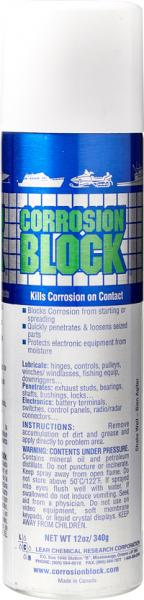 CORROSION BLOCK ve spreji 355ML