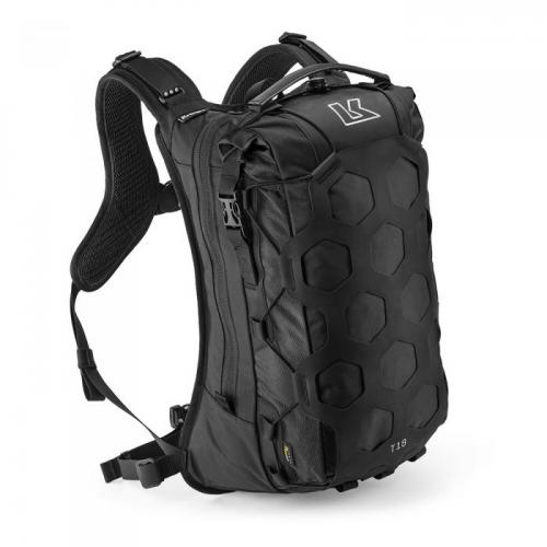 Batoh na motorku Kriega KRUT18 backpack Trail 18 black