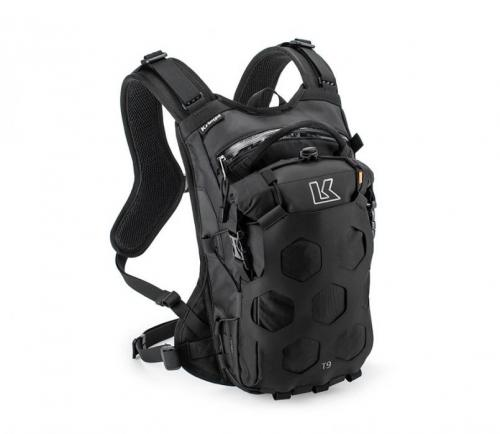 Batoh na motorku Kriega KRUT9 backpack Trail black