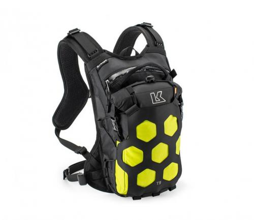 Batoh na motorku Kriega KRUT9 backpack Trail lime