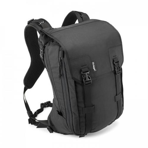 Batoh na motorku Kriega KRU28 backpack MAX 28 black