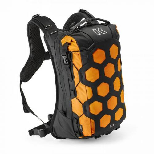 Batoh na motorku Kriega KRUT18 backpack Trail 18 orange